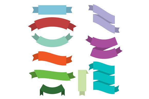 Big Ribbons Set