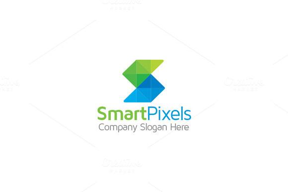S Logo Smart Pixels