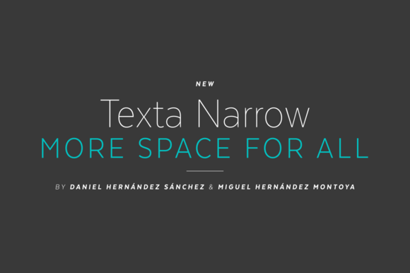 Texta Narrow Complete Family 92% Off