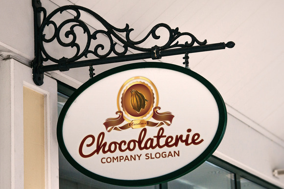Chocolaterie Logo