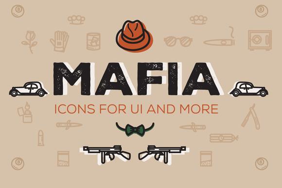 Mafia Icon