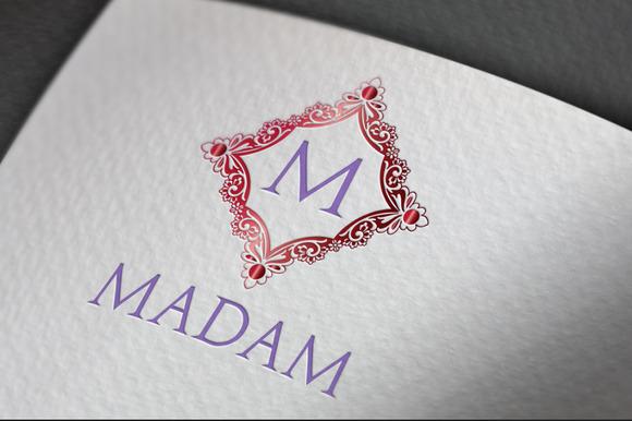 Madam Vintage Logo
