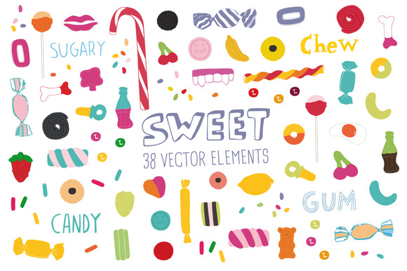 Sweet Clipart
