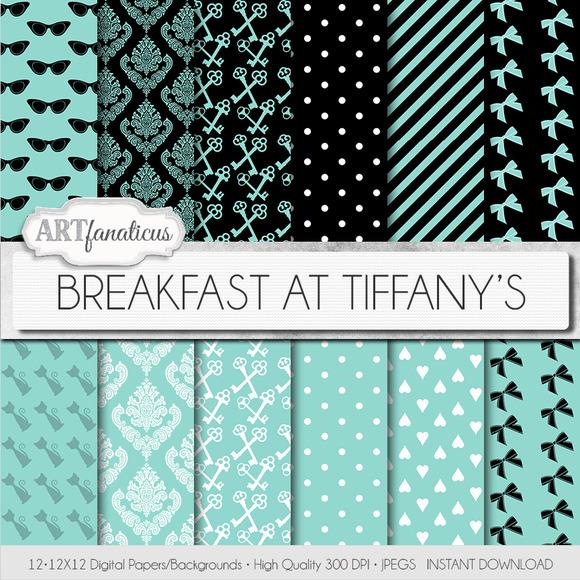 BREAKFAST AT TIFFANY S