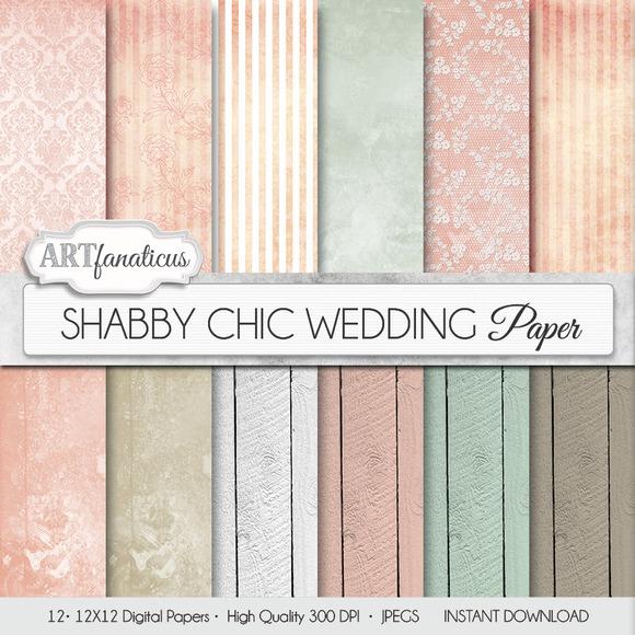 SHABBY CHIC WEDDING