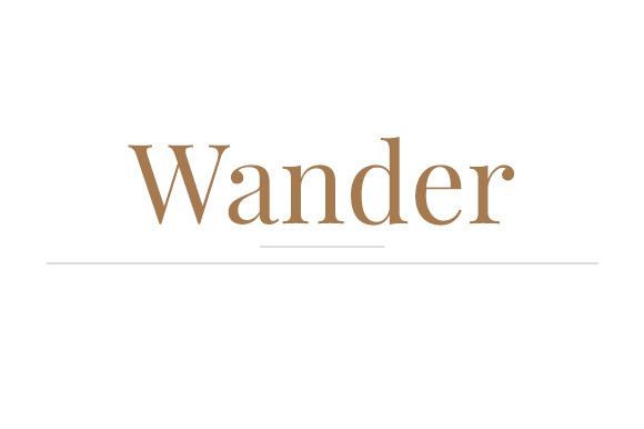 Wander Genesis Blog Child Theme