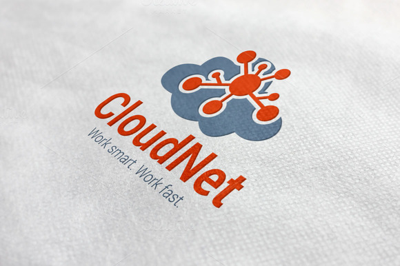 Cloud Network Logo