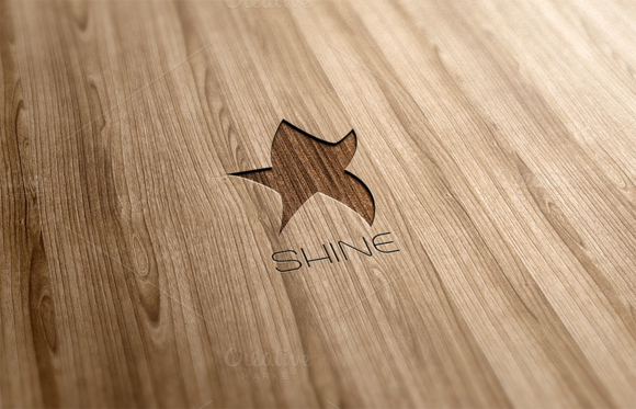 Shine Logo Design