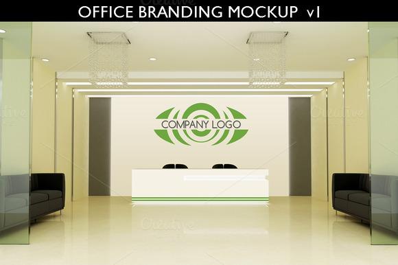 Office Branding Mockup V1