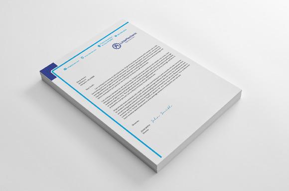 Letterhead Design B G