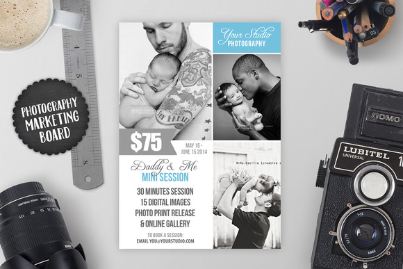 Father S Day Photography Marketing