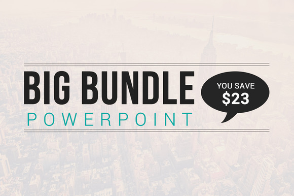 Big Bundle Powerpoint