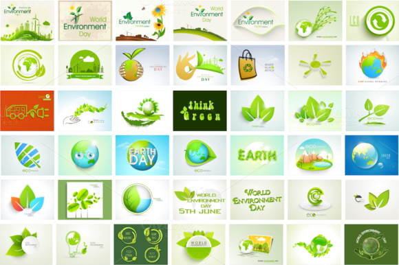 Go Green Earth Day Bundle