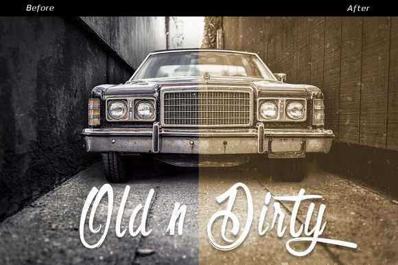 Old N Dirty