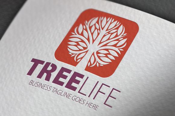 Tree Life V4 Logo