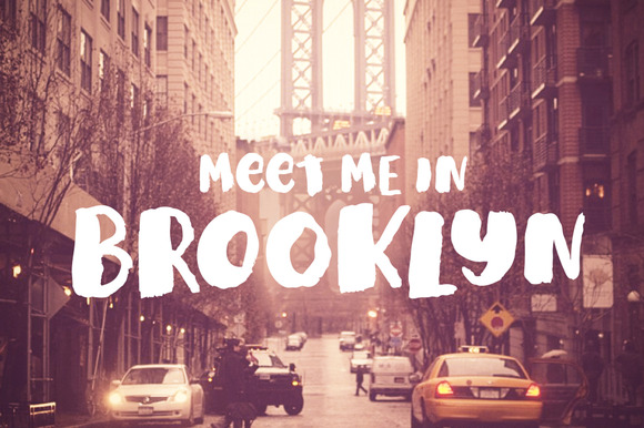 Meet Me In Brooklyn