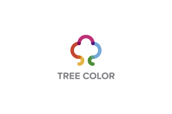 Tree Color Logo
