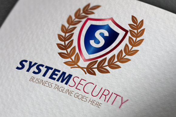 System Security Logo