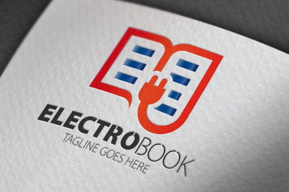 Electro Book Logo
