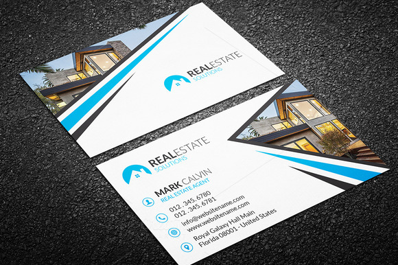Real Estate Business Card 38