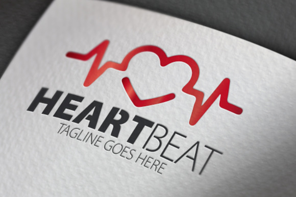 Heart Beat Logo