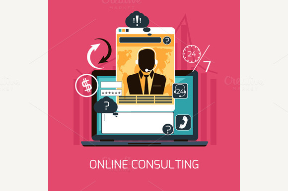 Online Consulting Service
