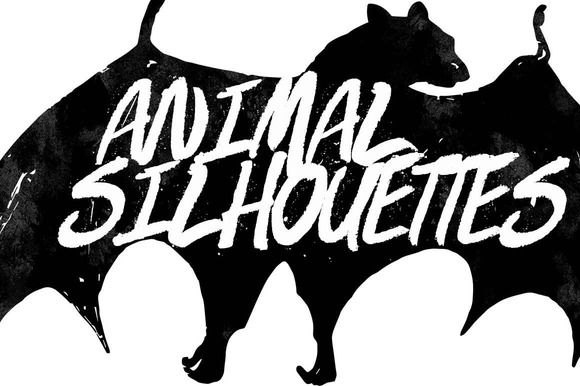 Animal Silhouettes Pack 1