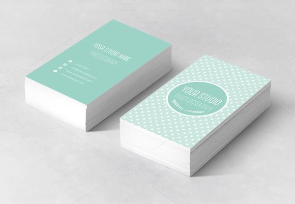 Cute Business Card Pre-made