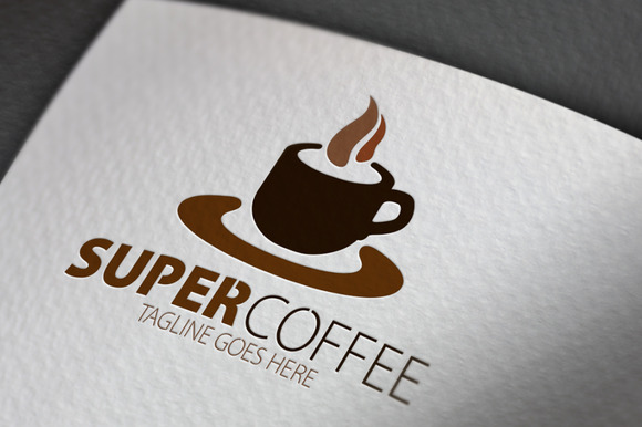 Super Coffee Logo