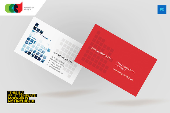 Architect Business Card 49