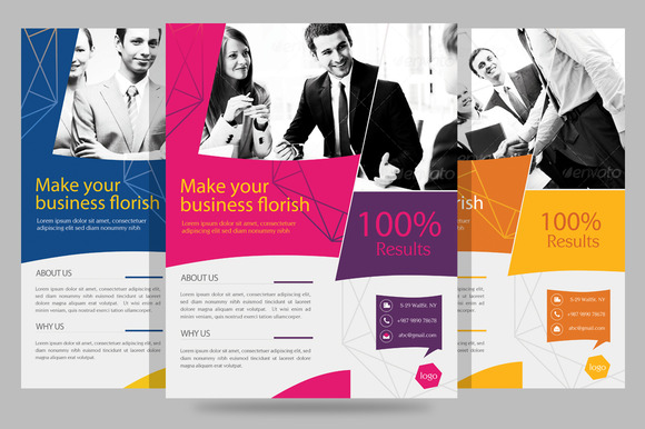 Business Flyer Corporate Flyer