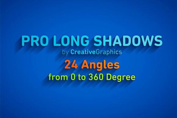 Pro Long Shadows