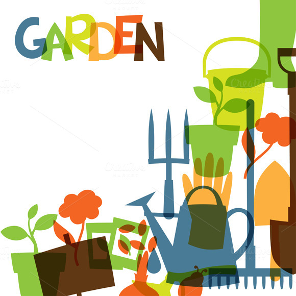 Garden Backgrounds