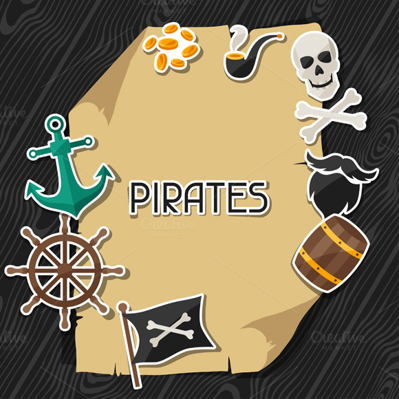 Backgrounds On Pirate Theme