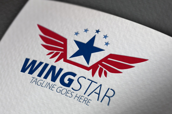 Wing Star Logo