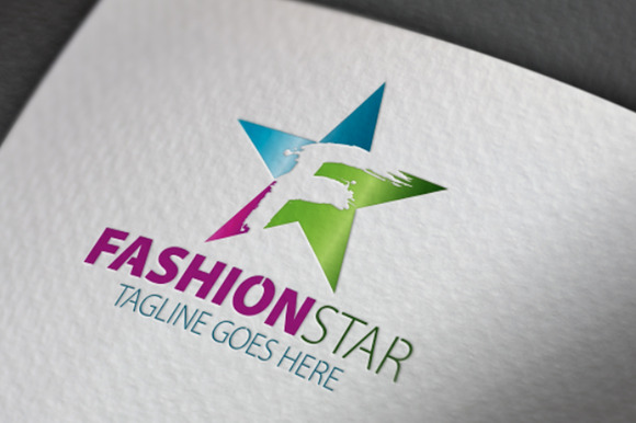 Fashion Star Logo