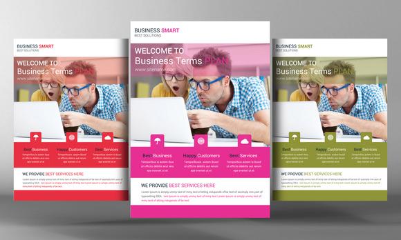 Smart Business Flyer Template