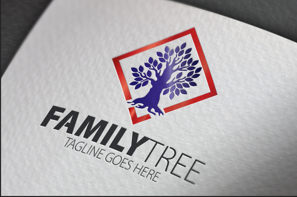 Family Tree V3 Logo