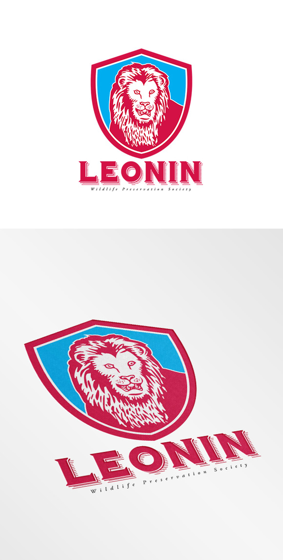 Leonin Wildlife Logo