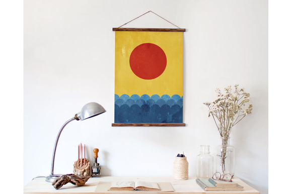 Sun And Sea Poster
