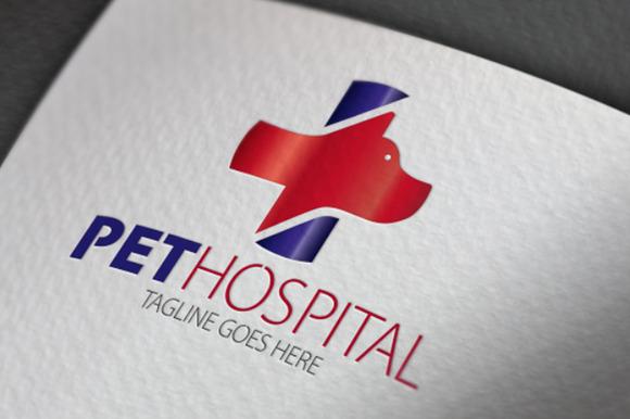 Pet Hospital Logo