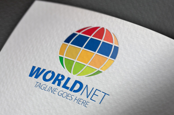 World Net Logo