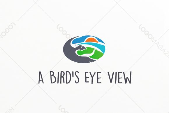 BirdЎЇs Eye View Logo