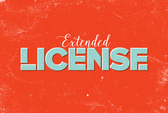 Extended License One Product