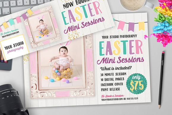 Easter Marketing Advert Photography