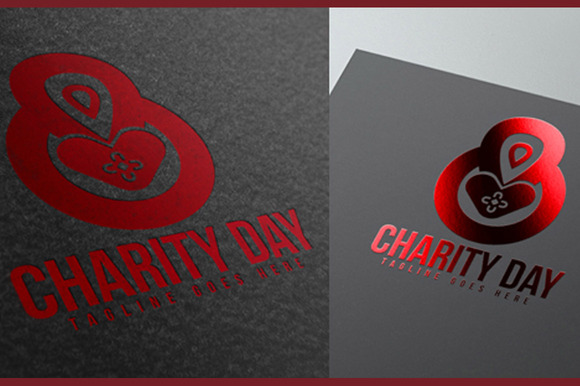 Charity Day Logo