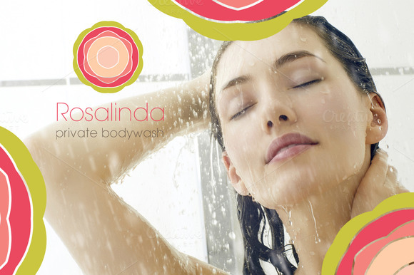 Rosalinda Private Body Wash