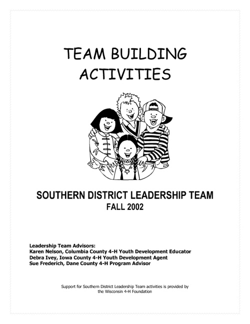 team building reflection essay View this essay on individual reflection on team experience evolution of according to robert harris 2009 decision making is the process or the study of identifying.