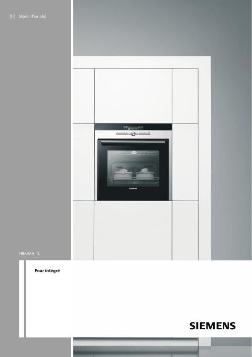 Инструкция Siemens Hb73ab541s