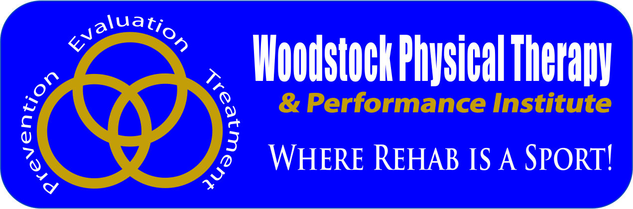 Woodstock Physical Therapy Logo
